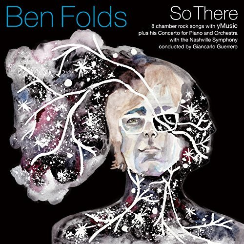 Ben Folds So There (white Vinyl) Indie Exclusive Opaque White Colored Vinyl Limited To 2000 Pieces. Includes Download Card.