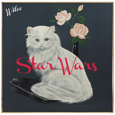 Wilco Star Wars (white Vinyl) Indie Exclusive Limited To 3000 Copies