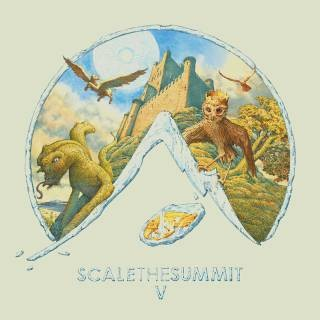 Scale The Summit V (light Blue Vinyl) Limited To 500 Copies