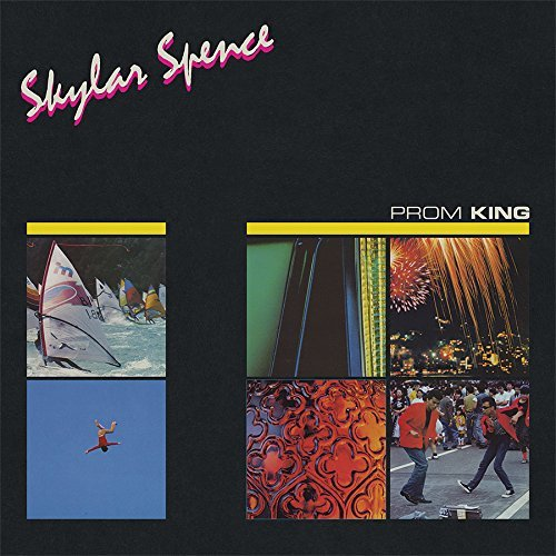"Skylar Spence Prom King (""gold"" Vinyl) Indie Exclusive Gold Vinyl Limited To 1000 Pieces"