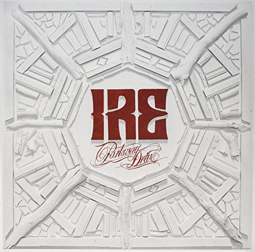 Parkway Drive Ire Indie Exclusive 2lp Set Translucent Blue Black Marble Vinyl Includes Download Card Limited To 1000 Pieces