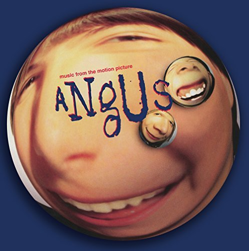Angus Soundtrack (clear Colored Vinyl)