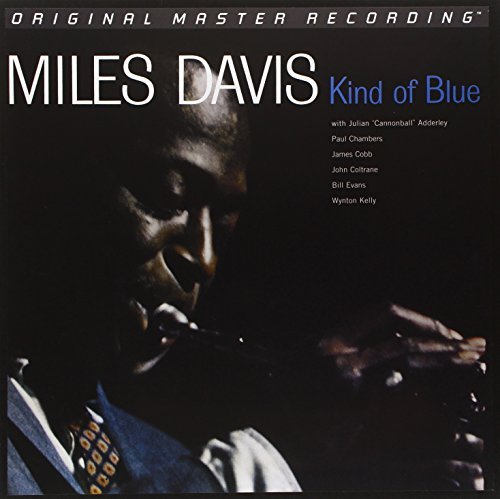 Miles Davis Kind Of Blue Urp400 X359 Mofy