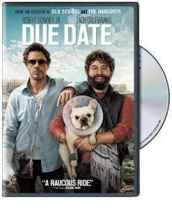 Due Date Downey Galifianakis Monaghan