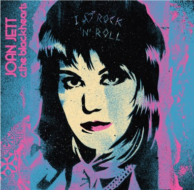 Joan Jett & The Blackhearts I Love Rock 'n' Roll (white Vinyl) 2 Lp Limited Edition Limited To 1200 Copies Numbered