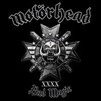 Motorhead Bad Magic Indie Exclusive White Vinyl (includes Download Card) Limited To 2000 Units