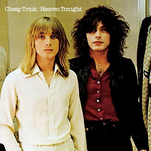 Cheap Trick Heaven Tonight Heaven Tonight