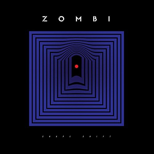 Zombi Shape Shift Indie Exclusive Blood Red Vinyl Limited To 500 Pieces