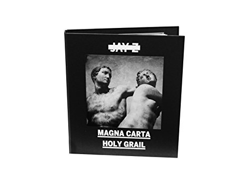 Jay Z Magna Carta... Holy Grail (deluxe) 8x7'' Book Limited Numbered To 1000 Magna Carta... Holy Grail (deluxe)