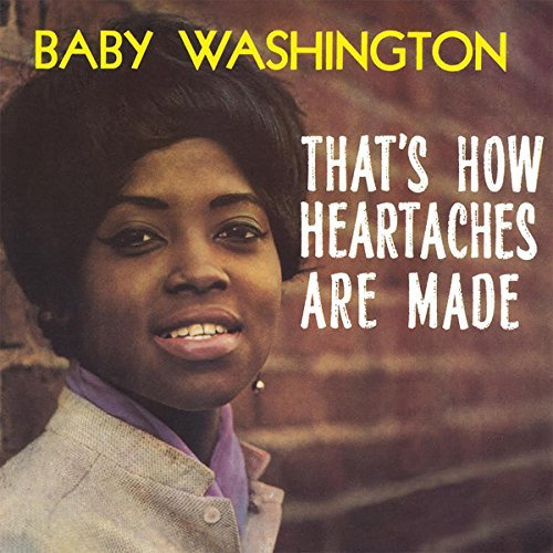Baby Washington That's How Heartaches Are Made Lp