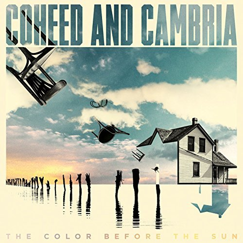 Coheed And Cambria Color Before The Sun Explicit Version