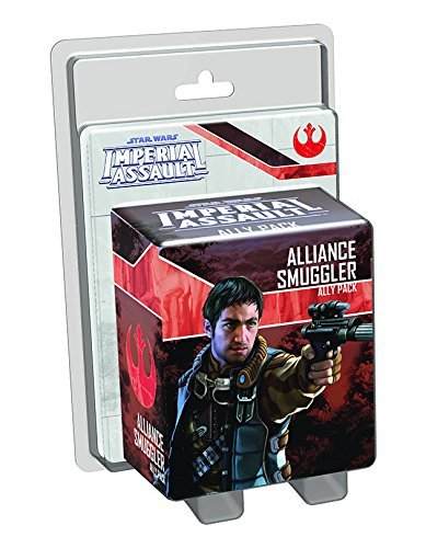 Star Wars Imperial Assault Alliance Smuggler