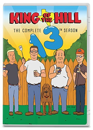 King Of The Hill Season 13 DVD Season 13