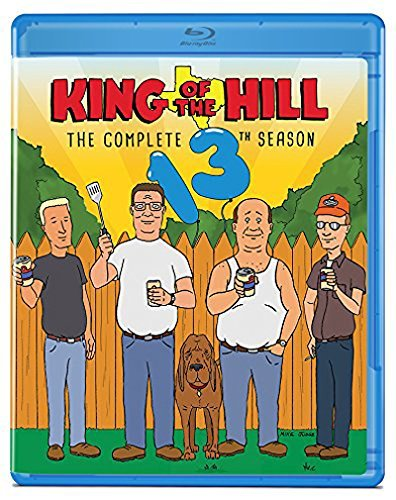 King Of The Hill Season 13 Blu Ray