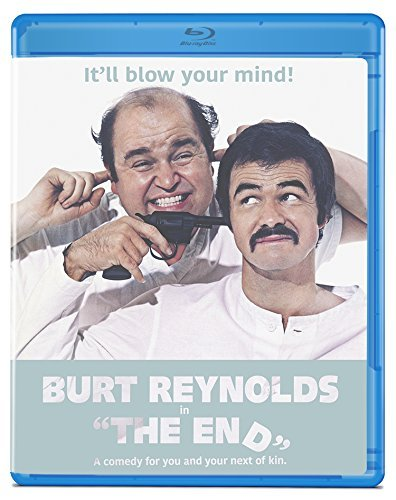The End Reynolds Deluise Blu Ray R