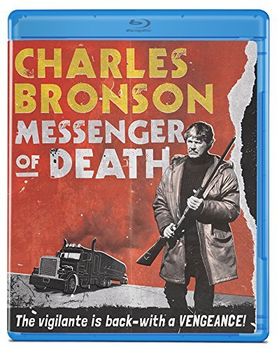 Messenger Of Death Bronson Benzali Blu Ray R