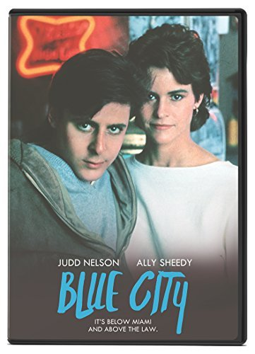 Blue City Nelson Sheedy Caruso DVD R
