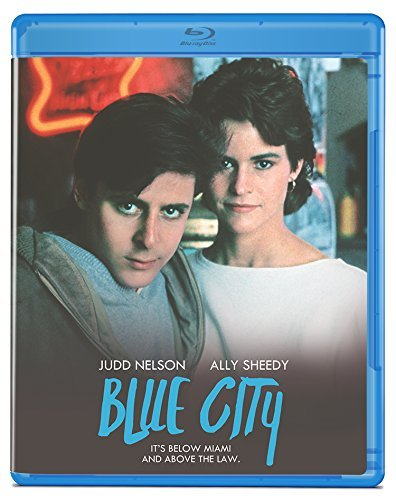Blue City Nelson Sheedy Caruso Blu Ray R