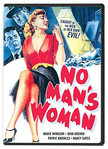No Man's Woman Windsor Archer Knowles DVD Nr