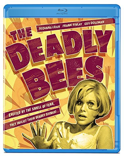 Deadly Bees Leigh Finlay Doleman Blu Ray Nr