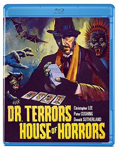 Dr. Terror's House Of Horrors Lee Cushing Sutherland Lee Cushing Sutherland