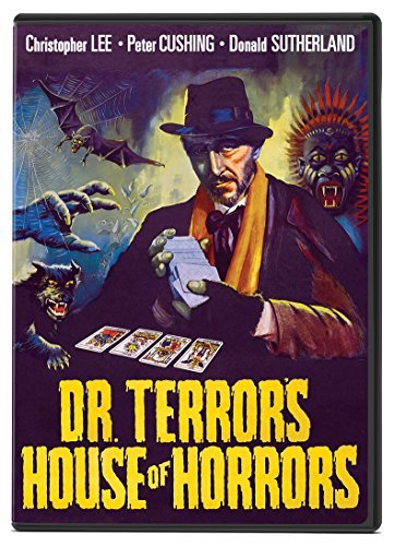 Dr. Terror's House Of Horrors Lee Cushing Sutherland DVD Nr