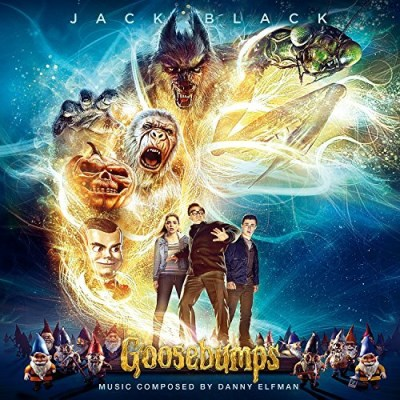Goosebumps Spoundtrack Music By Danny Elfman