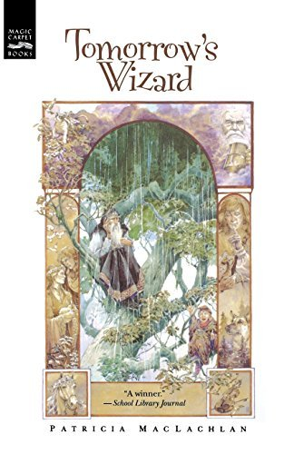Patricia Maclachlan Tomorrow's Wizard