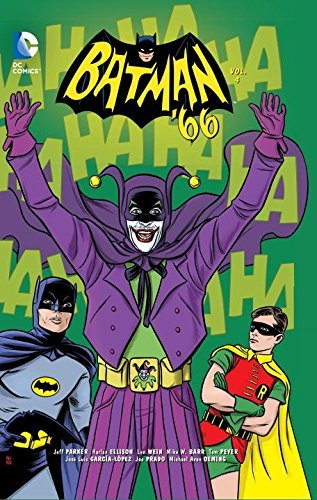 Jeff Parker Batman '66 Vol. 4