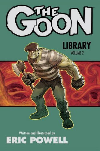 Eric Powell The Goon Library Volume 2
