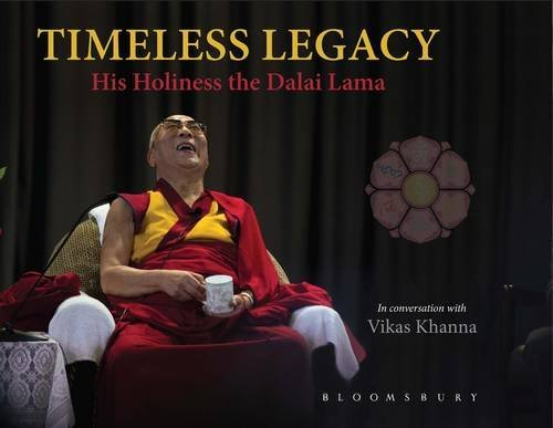 Vikas Khanna Timeless Legacy His Holiness The Dalai Lama