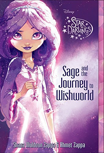 Ahmet Zappa Star Darlings Sage And The Journey To Wishworld