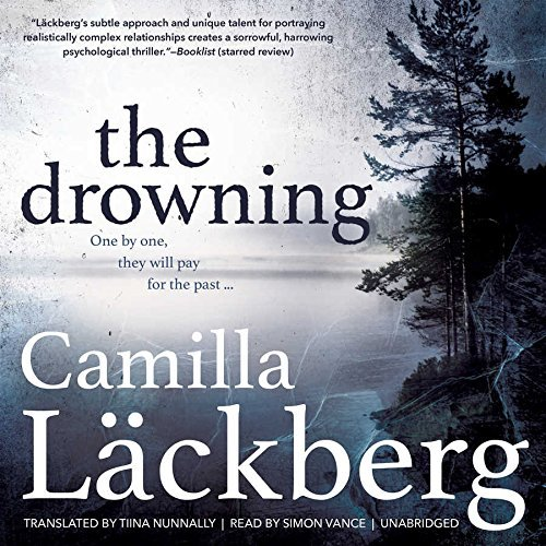 Camilla Lackberg The Drowning Mp3 CD