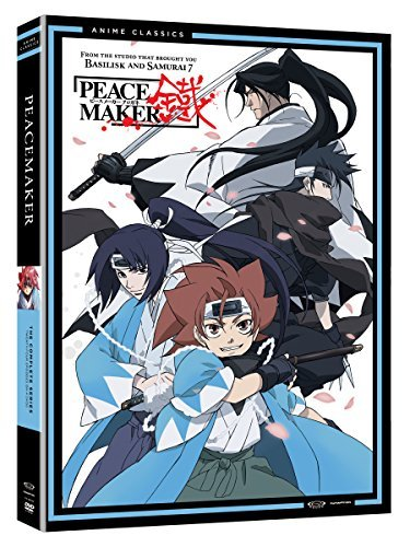 Peacemaker Complete Series DVD