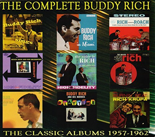 Buddy Rich Complete Buddy Rich 1957 1962