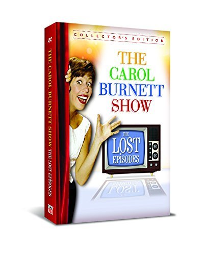 The Carol Burnett Show Lost Episodes DVD Carol Burnett Show The Lost E