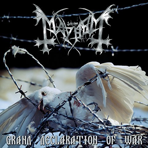 Mayhem Grand Declaration Of War