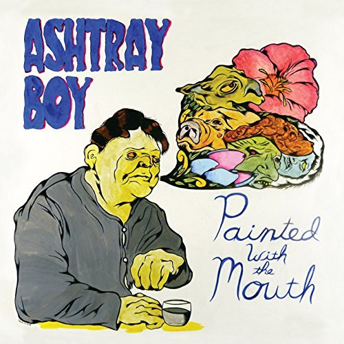 Ashtray Boy Painted With The Mouth Painted With The Mouth