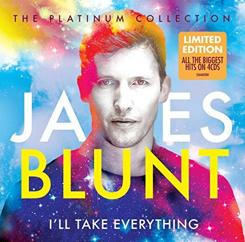 James Blunt I'll Take Everything The Plat Import Aus
