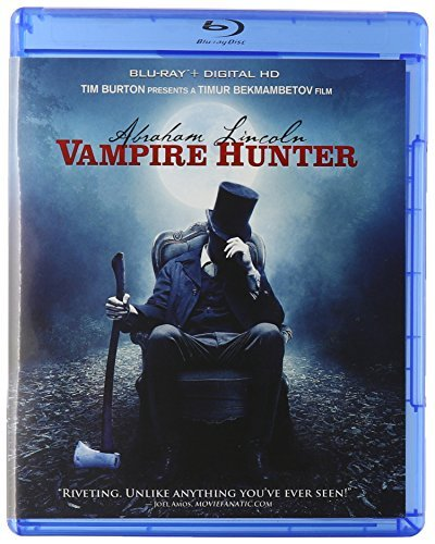 Abraham Lincoln Vampire Hunter Walker Cooper Sewell Blu Ray R