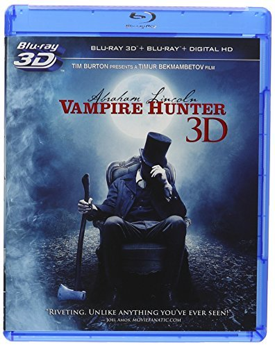 Abraham Lincoln Vampire Hunter Walker Cooper Sewell 3d R