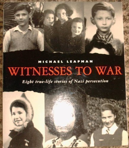Michael Leapman Witnesses To War