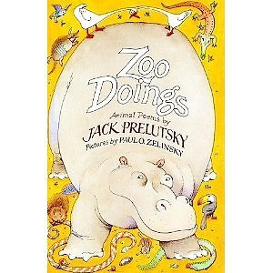 Jack Prelutsky Zoo Doings Animal Poems