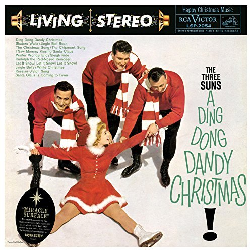 Three Suns Ding Dong Dandy Christmas