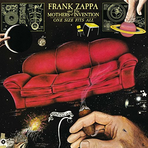 Frank Zappa One Size Fits All One Size Fits All