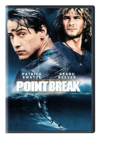 Point Break (1991) Swayze Reeves Busey DVD