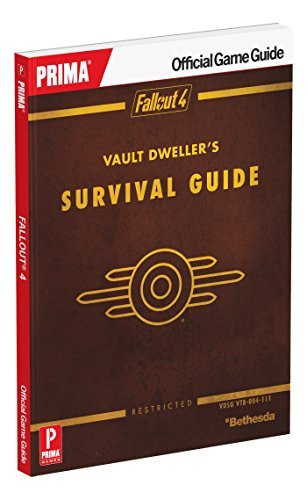Prima Games Fallout 4 Vault Dweller's Survival Guide Prima Official Game Guide