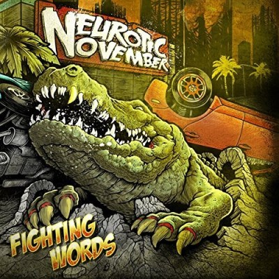 Neurotic November Fighting Words Fighting Words