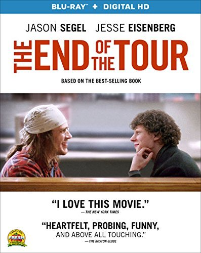 End Of The Tour Segel Eisenberg Blu Ray Dc R
