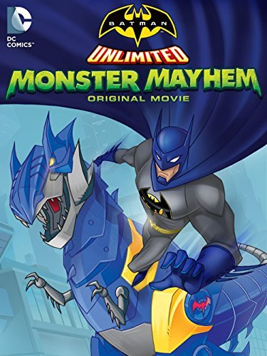 Batman Unlimited Monster Mayhem DVD Nr